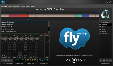 Fly Worship