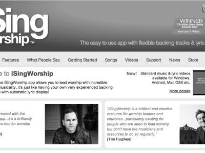 iSing Worship